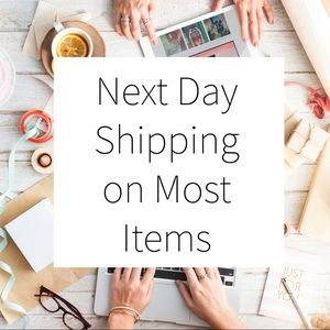 Other - Most Items Ship Next Day!